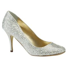 6acf1c4b39acd Benjamin Adams Moscow Silver Evening Shoes Silver Evening Shoes