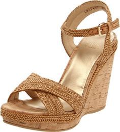 Celebrities who wear, use, or own Stuart Weitzman Minx Wedge Sandals. Also discover the movies, TV shows, and events associated with Stuart Weitzman Minx Wedge Sandals. Camel Sandals, Rope Sandals, Braided Sandals, Ankle Wrap Sandals, Open Toe Sandals, Wedge Sandals, Ankle Strap, Strap Sandals, Shoes Sandals