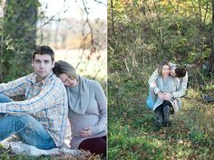 maternity photo idea