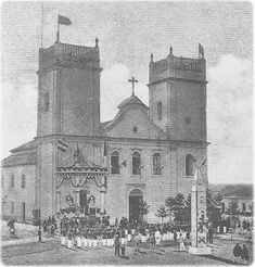 Antiga Catedral Curitiba