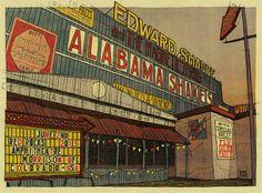 Image of Edward Sharpe & Alabama Shakes (Red Rocks)