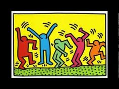 keith haring exercise