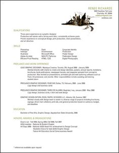 Developer Resume Front End Sample Forget About Academics Sum
