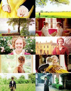 Emma directed by Jim O'Hanlon (TV Mini-Series, 2009) #janeausten #fanart