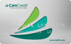 Card for CARECREDIT / SYNCHRONY BANK account ending 0150
