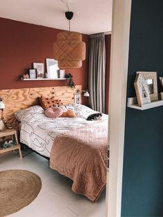Warm Bedroom Colors, Bedroom Color Schemes, Room Ideas Bedroom, Home Decor Bedroom, New Room, Interior Design Living Room, Bedroom Brown, Future, Happy Friday