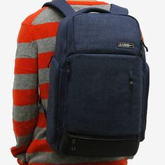 23919fb60027 15 inch Laptop Backpack College Bag for Men Toppu 470 (20) College Bags