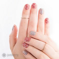 Dynasty_Overlap (1) | by Jamberry Home Office Interested in purchasing or learning more? Visit https://laurasnailshoppe.jamberry.com