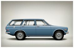 1971 Datsun Bluebird Wagon
