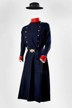 Uniforme d'infirmière premierre guerre mondiale musee ottawa