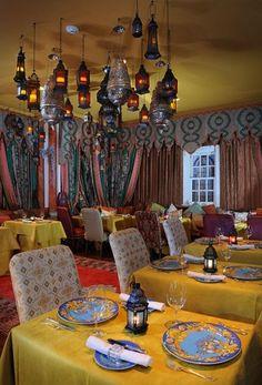 IL Sole Moroccan Rest, Versace Mansion, Miami