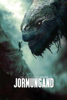 Jormungand and Atreus Video Game Art, Video Games, World Serpent, God Of War Series, New Upcoming Movies, Kratos God Of War, Adventure Games, Gaming Wallpapers, Norse Mythology