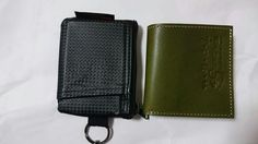 タグ付け忘れたので改めて。 今まで使ってた財布と遜色無い小ささなのに、お札を四つ折にしなくていい。 #小さいふ