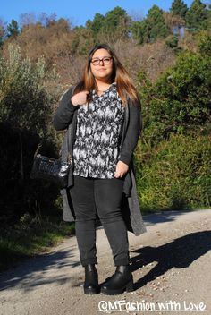 MFashion with Love Curvy Plus Size, Plus Size Outfits, Hipster, Style, Fashion, Large Size Clothing, Swag, Moda, Hipsters