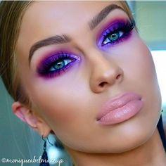 Perfection!! @moniqueabelmakeup