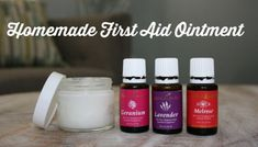 Homemade First Aid Ointment Recipe