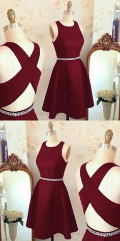 Lovely Cute Prom Dress,Short Prom Dresses,Homecoming Dress,Prom Party Dress M3438