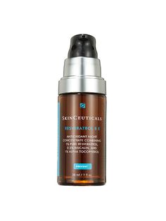 Just pat SkinCeuticals Resveratrol B E on before you go to bed and let the antioxidant-rich formula do it's thing