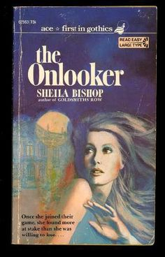 The Onlooker by Sheila Bishop; this lady looks like Catherine Deneuve.