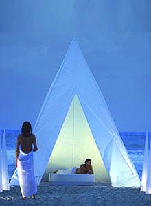 Gandia Blasco Modern Tipi Wigwam Outdoor Cabana/Tent - Google Search