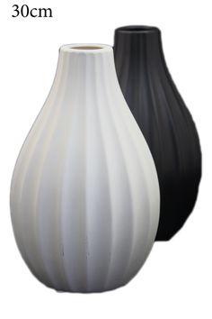 Oryginalny duży Wazon Balon  kolor Czarny