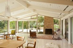 renard residence, mcm, mid century,architecture