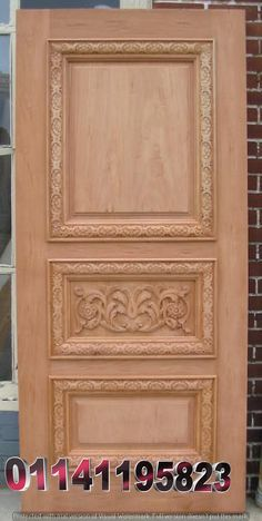 ابواب خشب مودرن In 2020 Modern Door Decor Home Decor