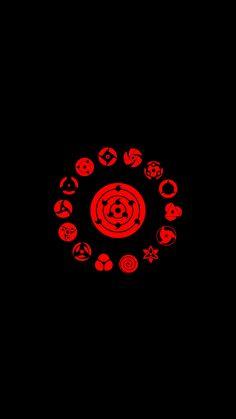 Logo, minimal, Naruto, wallpaper ~ Dicas e Mais Mangekyou Sharingan, Naruto Shippuden Sasuke, Naruto Kakashi, Anime Naruto, Rinne Sharingan, Naruto Eyes, Sharingan Eyes, Boruto, Naruto Fan Art