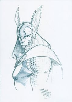 Thor by Pepe Larraz