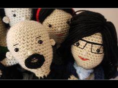Curso de Muñecos personalizados de croché - YouTube