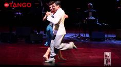 Roxana Suarez & Sebastian Achaval with Solo Tango Orquestra - No hay tie...