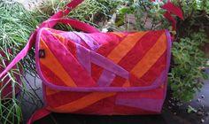 firebird small cross-body bag #kreatura #springsummercollection