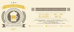 1ère édition du Toulouse BeerFest le dimanche 11 juin au Lab'oïkos