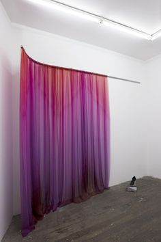 Justin Morin // Things to unfold, group show, right now @ Préface Gallery, Paris.