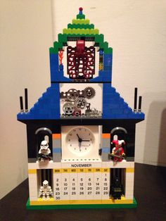 Lego Tower November