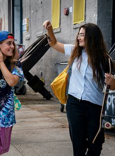 HBO's new show is a coming-of-age story punctuated by a few bettys. Skate Girl, Photoshoot Concept, Skottie Young, Girl Inspiration, Black Women Art, Gilmore Girls, New Shows, Girls Be Like, Cute Couples