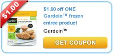 $1.00 off ONE Gardein™ frozen entree product