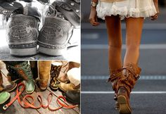 HECTOR RICCIONE Boots!!