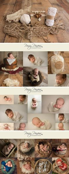 Cream newborn baby photography prop cream baby headband newborn photo props baby wrap