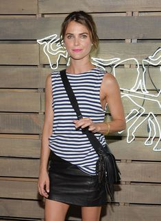 Actress Keri Russell attends the 2014 Summer Party presented by Coach and Friends Of The Highline at The Highline on June 17, 2014 in New York City. Description from pinterest.com. I searched for this on bing.com/images