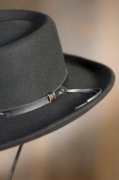 44e2d4c2714 Quincy Crushable Wool Waterproof Gambler Hat. You LookWesternsWestern