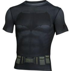950ac99b12a6fa Under Armour Alter Ego Batman Body Compression Baselayer Shirt