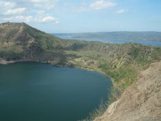 Awesome Holiday Philippines, Inside Tagaytay Volcano | Holiday Philippines Blog picture #Tagaytay #Philippines