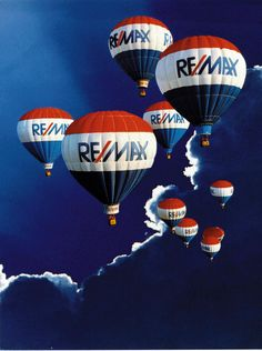 """RE/MAX Balloon Program It's huge, it's magnificently beautiful, and  seven stories tall. Propose our """"How Hot Air Rises"""" program to the science teacher at your local elementary school. The Pilot does a great demonstration that wows kids and parents alike.  For office events, open houses, charitable activities, you might want to borrow one of the Regional Office's cold air inflatable balloons (6 to 8 feet tall). For more information on the RE/MAX Balloon program, contact…"""