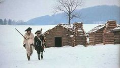 two soldiers valley forge national park   washington-s-troops-winter-at-valley-forge-valley-forge-united-states+ ...