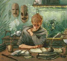 harry potter, remus lupin, and art 圖片You can find Remus lupin and more on our website.harry potter, remus lupin, and art 圖片 Fanart Harry Potter, Inspiration Art, Art Inspo, Hogwarts, Fantastic Beasts And Where, Fantastic Beasts Fanart, Wow Art, Harry Potter Universal, The Marauders