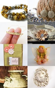 Golden Sunday by Moira Lawrance on Etsy--Pinned with TreasuryPin.com