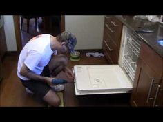 How To Fix A Dishwasher Detergent Cup That Will Not Latch Or Close - YouTube