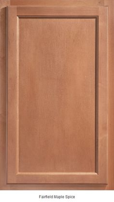 timberlake cabinetry fairfield collection maple spice