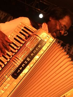 Buck Wheat Zydeco at the Jazz Fest Gala!